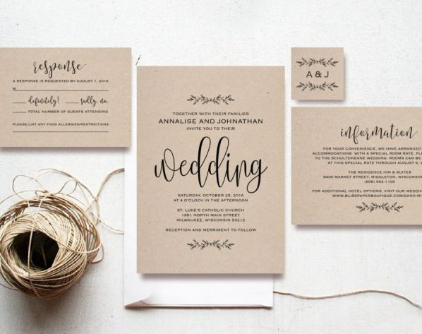 Wedding Invitation Cards | Indian Wedding Cards | Best Wedding Cards cheap-wedding-invitation-kits-with-simple-design-to-make-awesome-wedding-card-invitation-124-598x473 Wedding Cards Ahmedabad Uncategorized