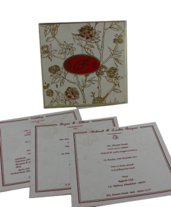 Wedding Invitation Cards | Indian Wedding Cards | Best Wedding Cards 101-247x300 VC-101