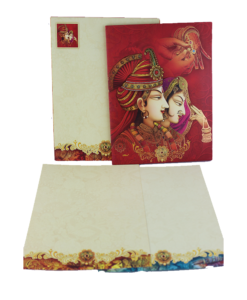 Wedding Invitation Cards | Buy Online Wedding Cards In Ahmedabad | Best Wedding Cards 103-247x300 VC-103