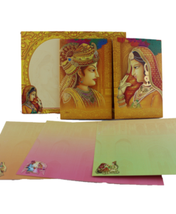 Wedding Invitation Cards | Indian Wedding Cards | Best Wedding Cards 111-247x300 VC-111