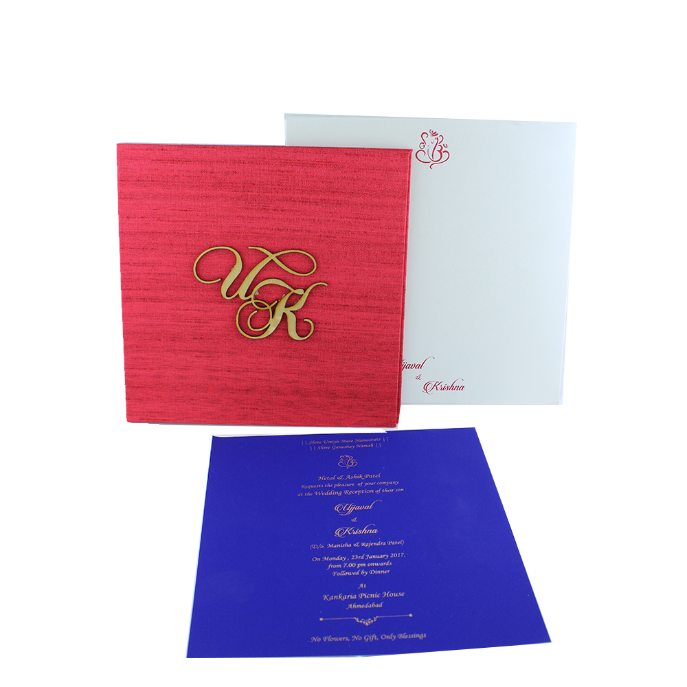 VC-113 – Wedding Invitation Cards | Indian Wedding Cards | Best ...