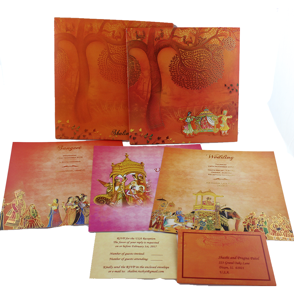 VC-115 – Wedding Invitation Cards | Indian Wedding Cards | Best ...