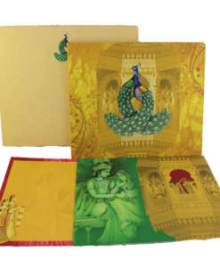 Wedding Invitation Cards | Indian Wedding Cards | Best Wedding Cards 117-247x300 VC-117