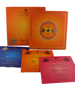 Wedding Invitation Cards | Buy Online Wedding Cards In Ahmedabad | Best Wedding Cards 122-247x300 VC-122
