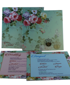 Wedding Invitation Cards | Indian Wedding Cards | Best Wedding Cards 127-247x300 VC-127