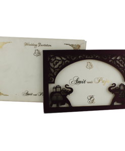Wedding Invitation Cards | Indian Wedding Cards | Best Wedding Cards 131-247x300 VC-131