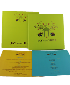 Wedding Invitation Cards | Indian Wedding Cards | Best Wedding Cards 134-247x300 VC-134
