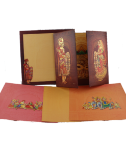Wedding Invitation Cards | Indian Wedding Cards | Best Wedding Cards 147-247x300 VC-147