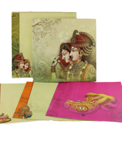 Wedding Invitation Cards | Indian Wedding Cards | Best Wedding Cards 155-247x300 VC-155