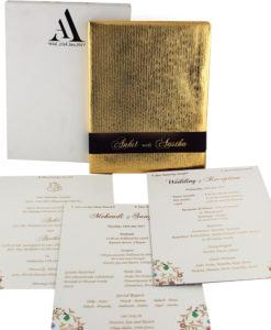 Wedding Invitation Cards | Indian Wedding Cards | Best Wedding Cards 16-247x300 VC-16