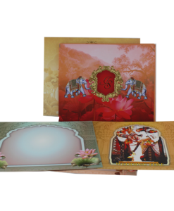 Wedding Invitation Cards | Buy Online Wedding Cards In Ahmedabad | Best Wedding Cards 178-247x300 VC-178