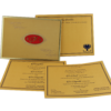 Wedding Invitation Cards | Buy Online Wedding Cards In Ahmedabad | Best Wedding Cards 182-100x100 VC-184