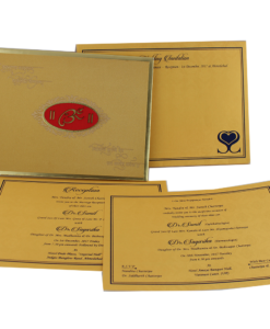 Wedding Invitation Cards | Buy Online Wedding Cards In Ahmedabad | Best Wedding Cards 182-247x300 VC-182