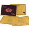 Wedding Invitation Cards | Buy Online Wedding Cards In Ahmedabad | Best Wedding Cards 185-100x100 VC-205