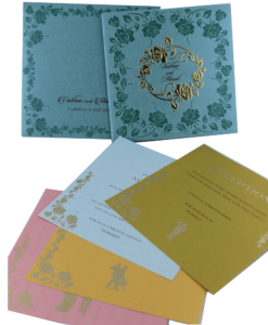 Wedding Invitation Cards | Indian Wedding Cards | Best Wedding Cards 211-247x300 VC-211