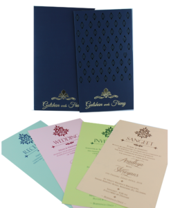 Wedding Invitation Cards | Indian Wedding Cards | Best Wedding Cards 216-247x300 VC-216