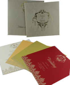 Wedding Invitation Cards | Indian Wedding Cards | Best Wedding Cards 217-247x300 VC-217