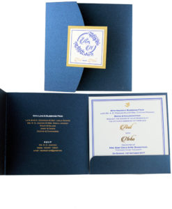 Wedding Invitation Cards | Buy Online Wedding Cards In Ahmedabad | Best Wedding Cards 22-247x300 VC-22
