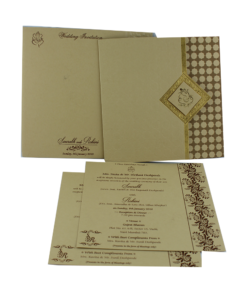 Wedding Invitation Cards | Buy Online Wedding Cards In Ahmedabad | Best Wedding Cards 220-247x300 VC-220