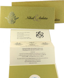 Wedding Invitation Cards | Buy Online Wedding Cards In Ahmedabad | Best Wedding Cards 23-247x300 VC-23