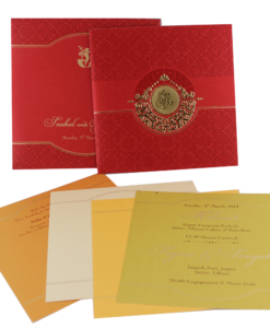 Wedding Invitation Cards | Indian Wedding Cards | Best Wedding Cards 230-247x300 VC-230