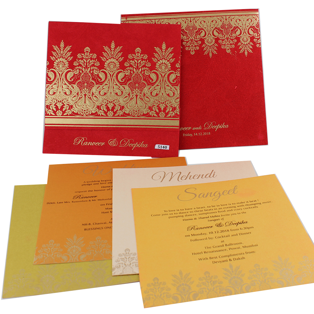 VC-232 – Wedding Invitation Cards | Indian Wedding Cards | Best ...