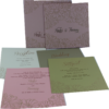 Wedding Invitation Cards | Indian Wedding Cards | Best Wedding Cards 275-100x100 VC-265