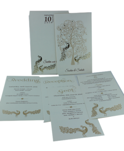 Wedding Invitation Cards | Indian Wedding Cards | Best Wedding Cards 278-247x300 VC-278