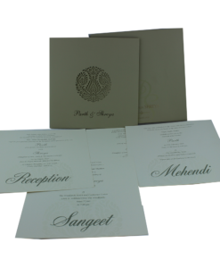 Wedding Invitation Cards | Indian Wedding Cards | Best Wedding Cards 284-247x300 VC-284