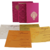 Wedding Invitation Cards | Indian Wedding Cards | Best Wedding Cards 288-100x100 VC-504