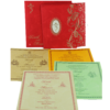 Wedding Invitation Cards | Buy Online Wedding Cards In Ahmedabad | Best Wedding Cards 289-100x100 VC-295