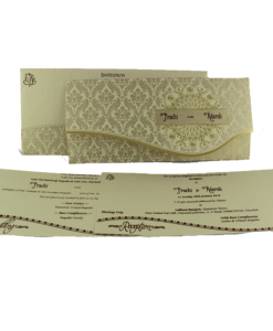 Wedding Invitation Cards | Buy Online Wedding Cards In Ahmedabad | Best Wedding Cards 294-247x300 VC-294