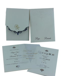 Wedding Invitation Cards | Buy Online Wedding Cards In Ahmedabad | Best Wedding Cards 295-247x300 VC-295