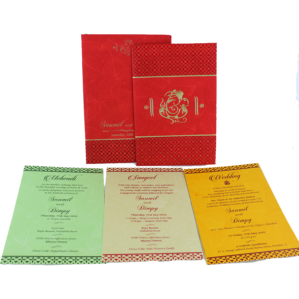 VC-297 – Wedding Invitation Cards | Indian Wedding Cards | Best ...