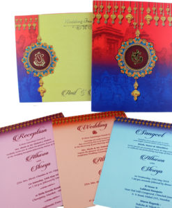 Wedding Invitation Cards | Buy Online Wedding Cards In Ahmedabad | Best Wedding Cards 3-247x300 VC-3