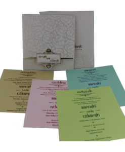 Wedding Invitation Cards | Buy Online Wedding Cards In Ahmedabad | Best Wedding Cards 300-247x300 VC-300