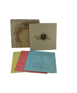 Wedding Invitation Cards | Buy Online Wedding Cards In Ahmedabad | Best Wedding Cards 33-247x300 VC-33