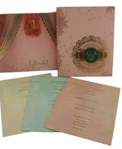 Wedding Invitation Cards | Buy Online Wedding Cards In Ahmedabad | Best Wedding Cards 35-247x300 VC-35