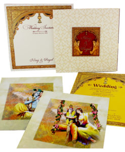 Wedding Invitation Cards | Buy Online Wedding Cards In Ahmedabad | Best Wedding Cards 4-247x300 VC-4