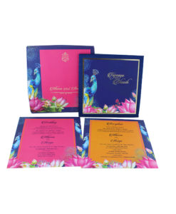 Wedding Invitation Cards | Indian Wedding Cards | Best Wedding Cards 43-247x300 VC-43