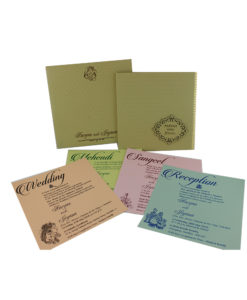 Wedding Invitation Cards | Indian Wedding Cards | Best Wedding Cards 44-247x300 VC-44