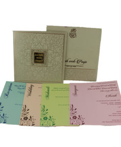 Wedding Invitation Cards | Indian Wedding Cards | Best Wedding Cards 51-247x300 VC-51