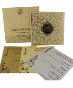 Wedding Invitation Cards | Buy Online Wedding Cards In Ahmedabad | Best Wedding Cards 52-247x300 VC-52