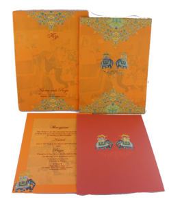 Wedding Invitation Cards | Buy Online Wedding Cards In Ahmedabad | Best Wedding Cards 67-247x300 VC-67