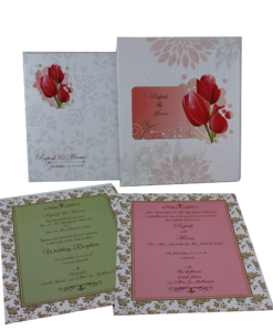 Wedding Invitation Cards | Indian Wedding Cards | Best Wedding Cards 69-247x300 VC-69