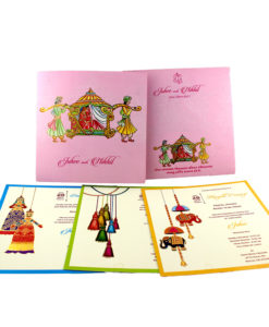 Wedding Invitation Cards | Indian Wedding Cards | Best Wedding Cards 7-247x300 VC-7