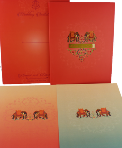 Wedding Invitation Cards | Buy Online Wedding Cards In Ahmedabad | Best Wedding Cards 75-247x300 VC-75