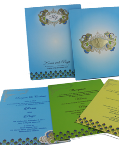 Wedding Invitation Cards | Indian Wedding Cards | Best Wedding Cards 77-247x300 VC-77