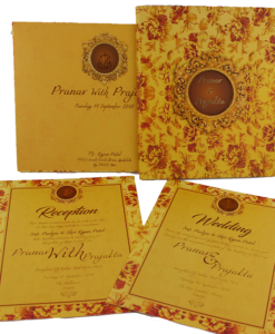 Wedding Invitation Cards | Buy Online Wedding Cards In Ahmedabad | Best Wedding Cards 78-247x300 VC-78