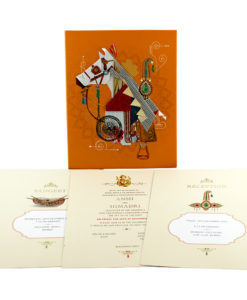 Wedding Invitation Cards | Buy Online Wedding Cards In Ahmedabad | Best Wedding Cards 8-247x300 VC-8